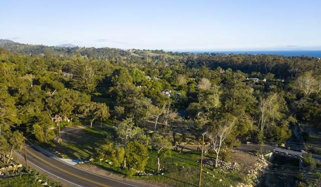 1705 Glen Oaks Dr, Montecito, CA 93108 (MLS #21-960) :: Chris Gregoire & Chad Beuoy Real Estate