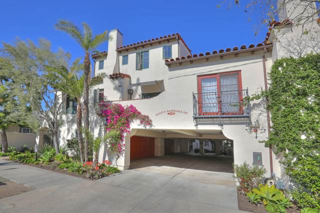 208 Santa Barbara Street Unit D, Santa Barbara, CA 93101 (MLS #21-962) :: Chris Gregoire & Chad Beuoy Real Estate