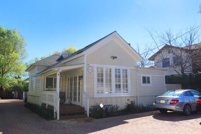 810 E Canon Perdido St A-B-C-D, Santa Barbara, CA 93103 (MLS #21-964) :: Chris Gregoire & Chad Beuoy Real Estate