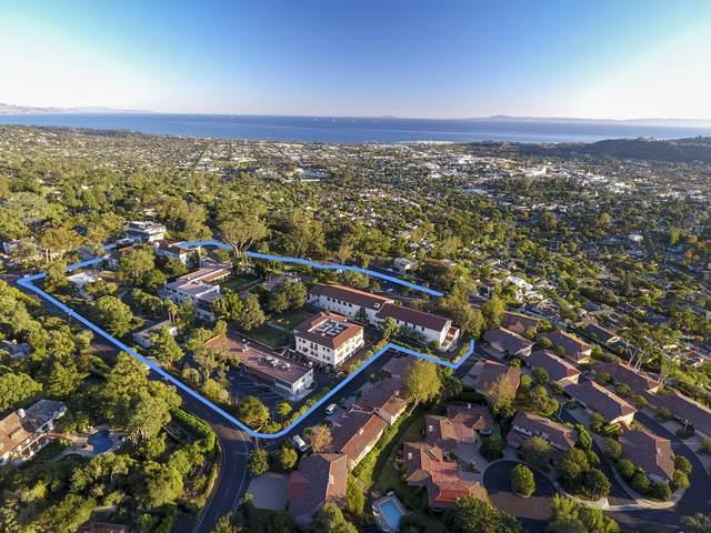 2020 Alameda Padre Serra #223, Santa Barbara, CA 93103 (MLS #21-974) :: Chris Gregoire & Chad Beuoy Real Estate