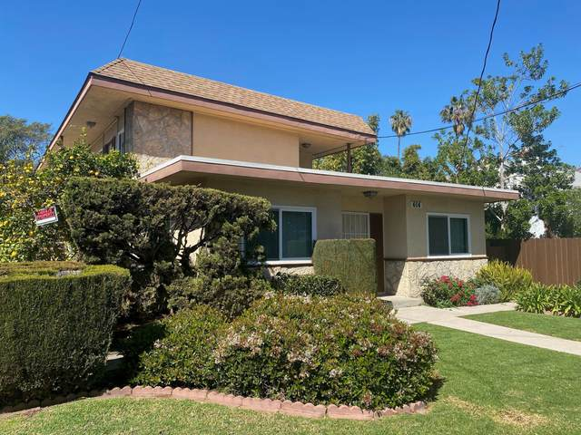 614 W Pedregosa St, Santa Barbara, CA 93101 (MLS #21-977) :: The Epstein Partners