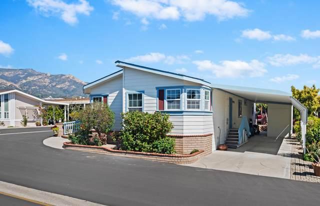 340 Old Mill Road #59, Santa Barbara, CA 93110 (MLS #21-979) :: The Epstein Partners
