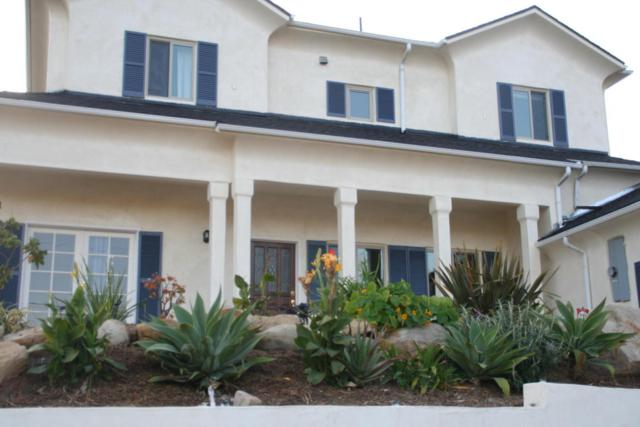 501 Conejo Ln, Santa Barbara, CA 93103 (MLS #RN-13654) :: The Zia Group