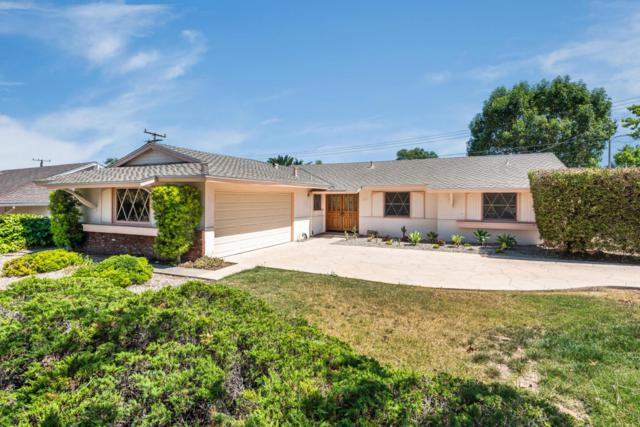 6123 Craigmont Dr, Goleta, CA 93117 (MLS #RN-13657) :: The Zia Group