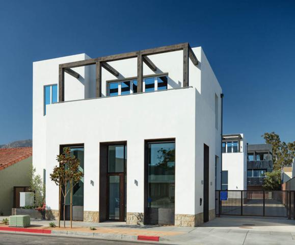 412 Anacapa St, Santa Barbara, CA 93101 (MLS #RN-13701) :: The Zia Group