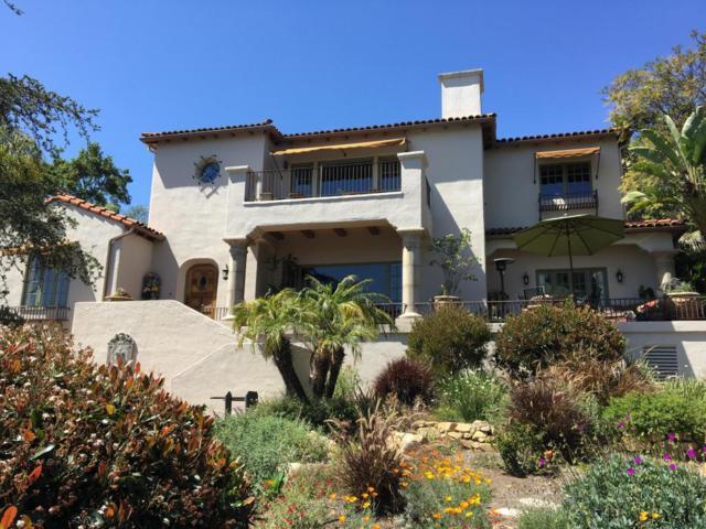 1500 Alameda Padre Serra, Santa Barbara, CA 93103 (MLS #RN-14617) :: Chris Gregoire & Chad Beuoy Real Estate