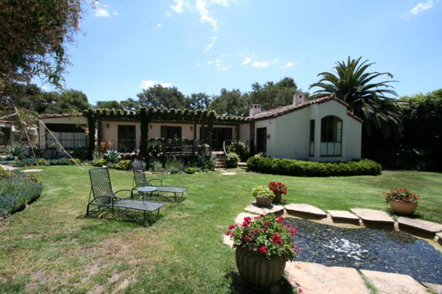 1572 Green Ln, Montecito, CA 93108 (MLS #RN-14646) :: The Epstein Partners