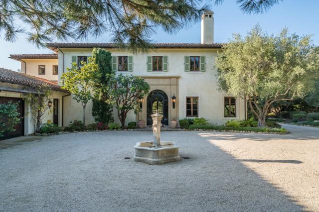 2060 Creekside Rd, Montecito, CA 93108 (MLS #RN-15195) :: Chris Gregoire & Chad Beuoy Real Estate