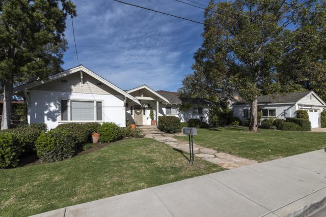 815 Elm Ave, Carpinteria, CA 93013 (MLS #RN-15199) :: The Zia Group