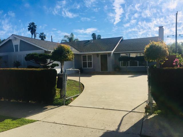 4865 Payton St, Santa Barbara, CA 93111 (MLS #RN-15201) :: The Zia Group