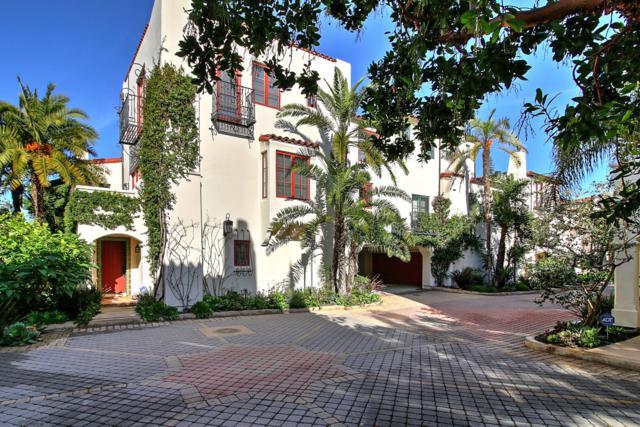 210 Santa Barbara St A, Santa Barbara, CA 93101 (MLS #RN-15221) :: The Zia Group