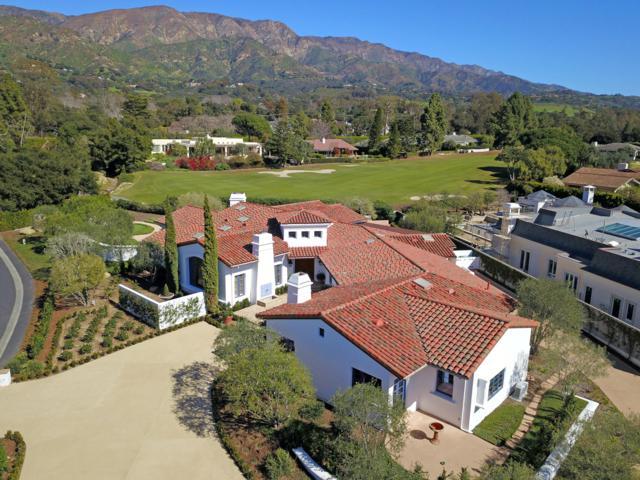 534 Las Fuentes Dr, Montecito, CA 93108 (MLS #RN-15251) :: Chris Gregoire & Chad Beuoy Real Estate