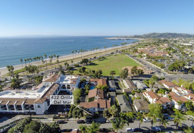 422 Orilla Del Mar Dr, Santa Barbara, CA 93103 (MLS #RN-15299) :: The Zia Group