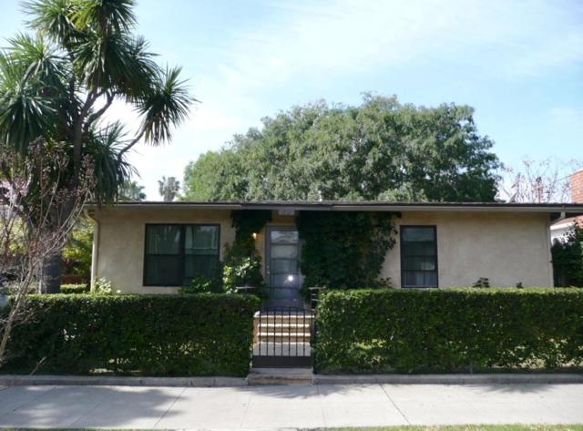 1821 Chino St, Santa Barbara, CA 93101 (MLS #RN-15396) :: The Zia Group