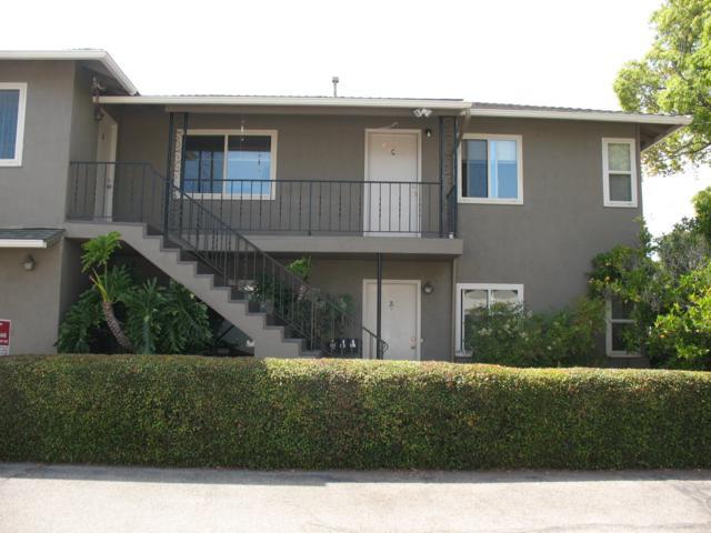 1815 De La Vina St C, Santa Barbara, CA 93101 (MLS #RN-15518) :: Chris Gregoire & Chad Beuoy Real Estate