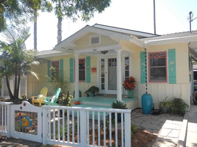 2037 Gillespie St, Santa Barbara, CA 93101 (MLS #RN-15843) :: Chris Gregoire & Chad Beuoy Real Estate