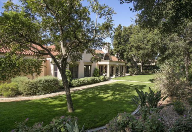 2224 E Valley Rd, Montecito, CA 93108 (MLS #17-1482) :: The Zia Group