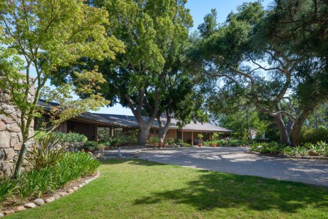 4465 Via Alegre, Santa Barbara, CA 93110 (MLS #17-1887) :: The Zia Group