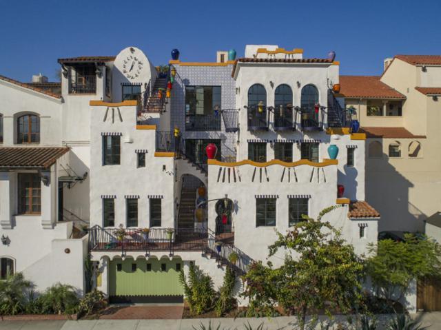 819 Garden St, Santa Barbara, CA 93101 (MLS #17-2033) :: The Zia Group