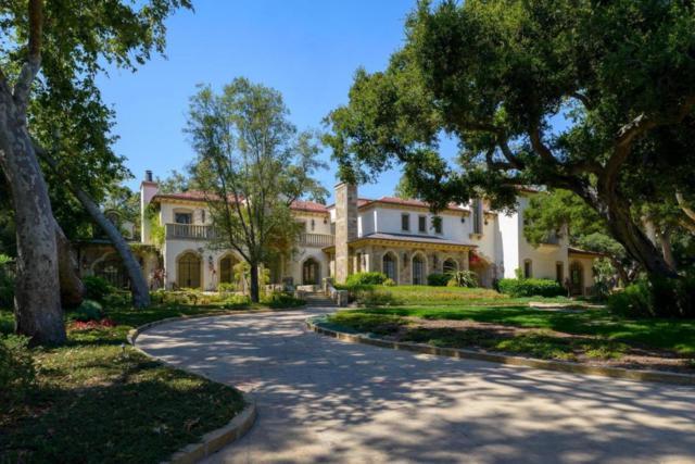 1240 E Valley Rd, Santa Barbara, CA 93108 (MLS #17-2065) :: The Epstein Partners