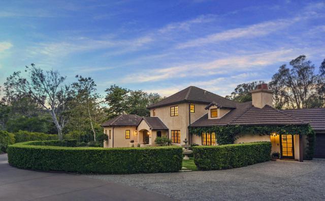 850 Chelham Way, Santa Barbara, CA 93108 (MLS #17-2075) :: The Epstein Partners