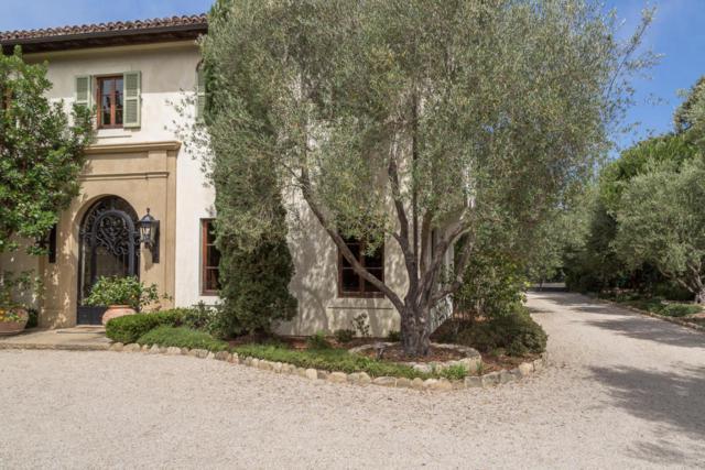 2060 Creekside Rd, Montecito, CA 93108 (MLS #17-2423) :: The Zia Group