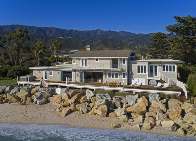 849 Sand Point Rd, Carpinteria, CA 93013 (MLS #17-2517) :: Chris Gregoire & Chad Beuoy Real Estate