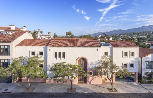 225 E Carrillo St, Santa Barbara, CA 93101 (MLS #17-2757) :: The Zia Group