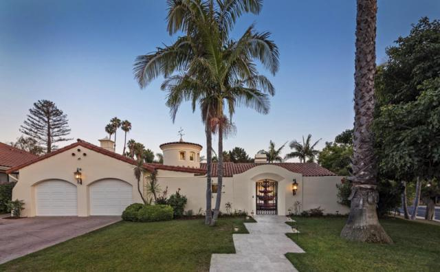 3779 Lincolnwood Dr, Santa Barbara, CA 93110 (MLS #17-2790) :: The Epstein Partners