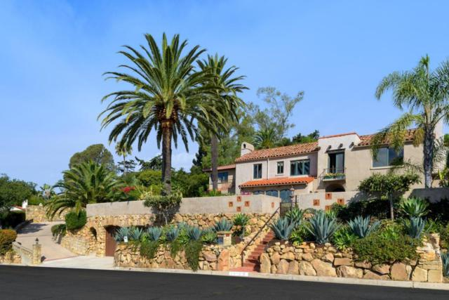 1930 Mission Ridge Rd, Santa Barbara, CA 93103 (MLS #17-3063) :: The Zia Group
