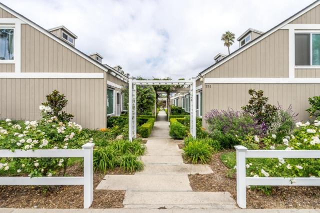 231 Linden Ave #6, Carpinteria, CA 93013 (MLS #17-3163) :: The Zia Group