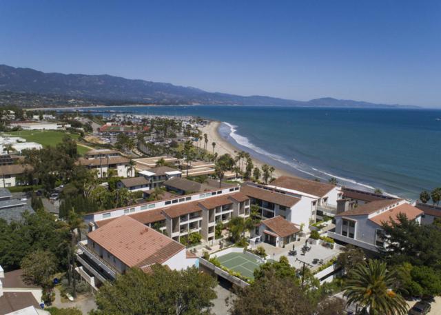 20 Barranca Ave #2, Santa Barbara, CA 93109 (MLS #17-3173) :: The Zia Group