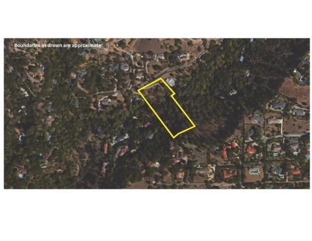 2243 Las Canoas Rd, Santa Barbara, CA 93105 (MLS #17-3193) :: The Zia Group