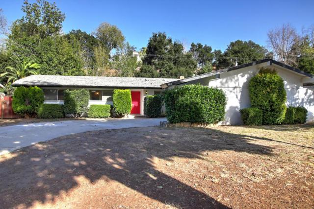462 Stanford Pl, Santa Barbara, CA 93111 (MLS #17-3212) :: The Epstein Partners
