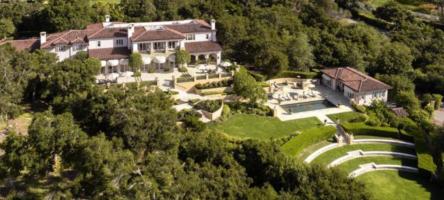 860 Picacho Ln, Montecito, CA 93108 (MLS #17-3267) :: The Zia Group