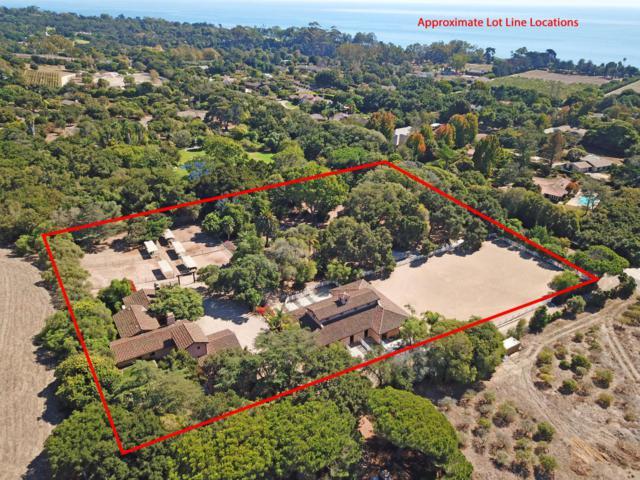 4630 Via Bendita, Santa Barbara, CA 93110 (MLS #17-3501) :: The Zia Group