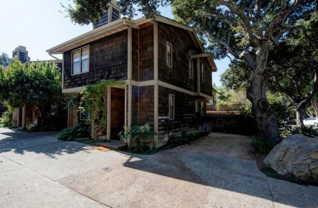 519 W Quinto St A, Santa Barbara, CA 93105 (MLS #17-3530) :: The Epstein Partners