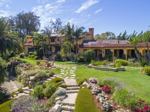 3927 Laguna Blanca Dr, Santa Barbara, CA 93110 (MLS #17-3753) :: The Epstein Partners