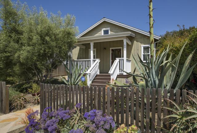 516 W Los Olivos St, Santa Barbara, CA 93105 (MLS #18-2372) :: The Epstein Partners