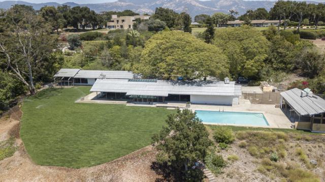4219 Cresta Ave, Santa Barbara, CA 93110 (MLS #18-2516) :: Chris Gregoire & Chad Beuoy Real Estate
