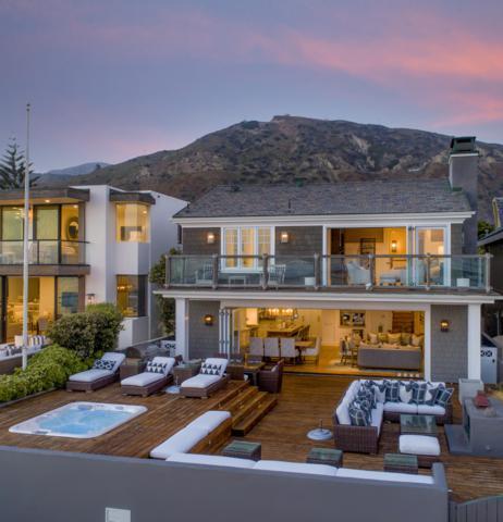 5368 Rincon Beach Park Drive, Ventura, CA 93001 (MLS #18-2810) :: The Zia Group