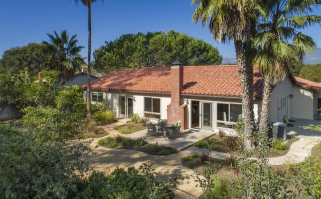 4641 Camino Del Robles, Santa Barbara, CA 93110 (MLS #18-3094) :: Chris Gregoire & Chad Beuoy Real Estate