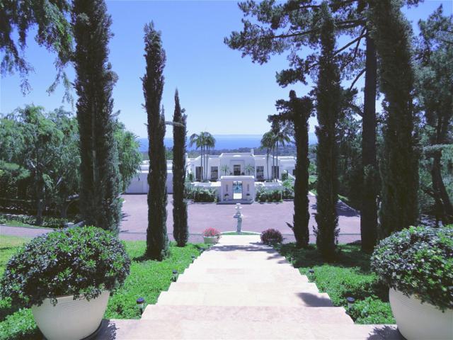 1188 E Mountain Dr, Montecito, CA 93108 (MLS #18-3489) :: Chris Gregoire & Chad Beuoy Real Estate
