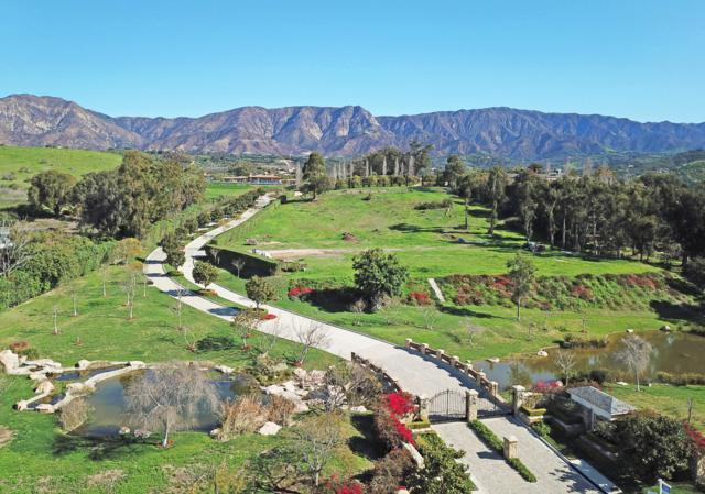2710 Montecito Ranch Pl Lot 7, Summerland, CA 93067 (MLS #18-3661) :: The Zia Group