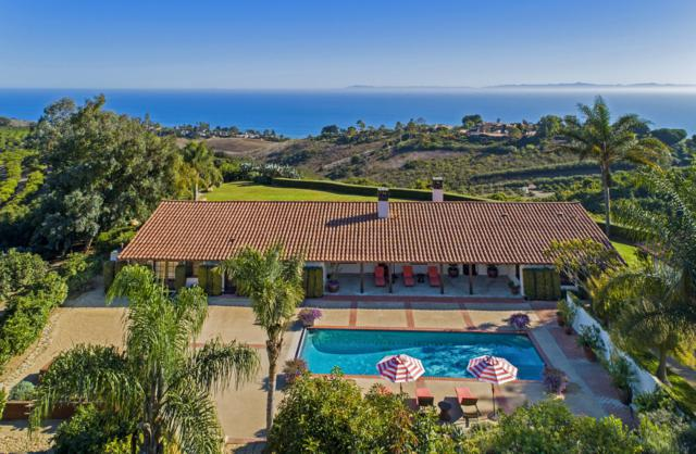 370 Ortega Ridge Rd, Montecito, CA 93108 (MLS #18-3682) :: The Zia Group