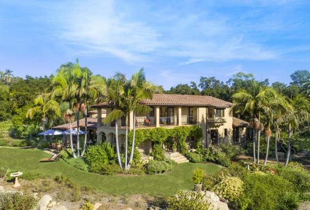2166 Mission Ridge Rd, Santa Barbara, CA 93103 (MLS #18-3701) :: Chris Gregoire & Chad Beuoy Real Estate