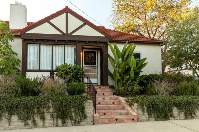 1805 Chapala St, Santa Barbara, CA 93101 (MLS #18-4038) :: Chris Gregoire & Chad Beuoy Real Estate