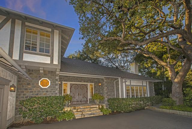185 San Ysidro Rd, Montecito, CA 93108 (MLS #18-4270) :: The Zia Group