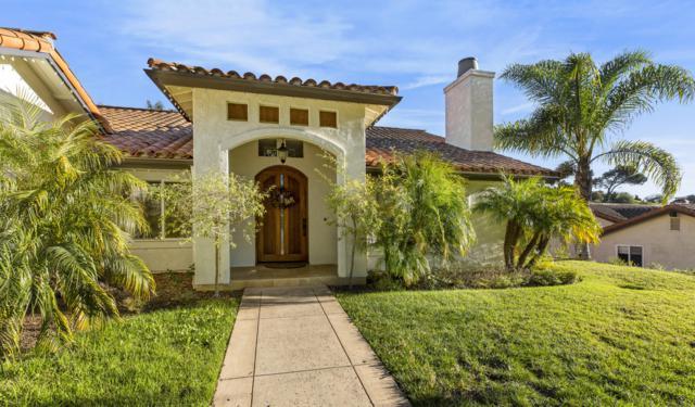 1513 Portesuello Ave, Santa Barbara, CA 93105 (MLS #18-4280) :: Chris Gregoire & Chad Beuoy Real Estate