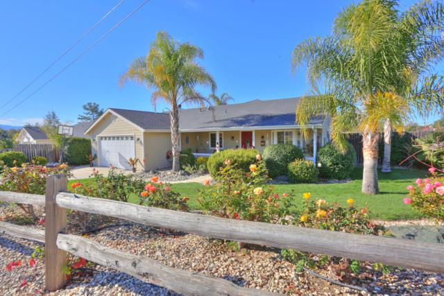 1197 Tyndall St, Santa Ynez, CA 93460 (MLS #18-4306) :: Chris Gregoire & Chad Beuoy Real Estate